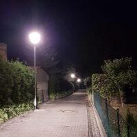 Straßenbeleuchtungsanlagen
